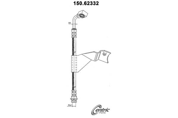centric-CE 15062332 Fro