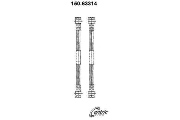 centric-CE 15063314 Fro