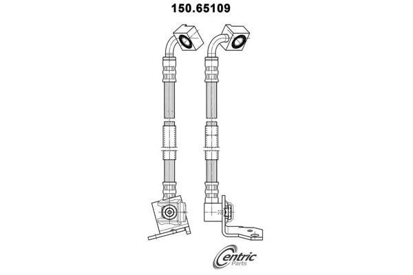 centric-CE 15065109 Fro