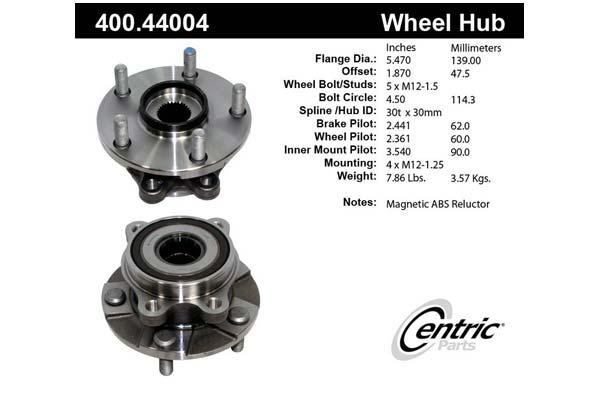 centric-CE 40044004E Fro