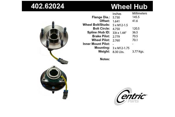centric-CE 40262024 Fro