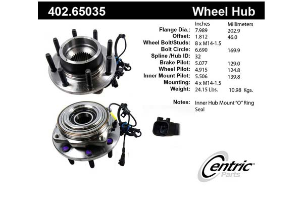 centric-CE 40265035 Fro