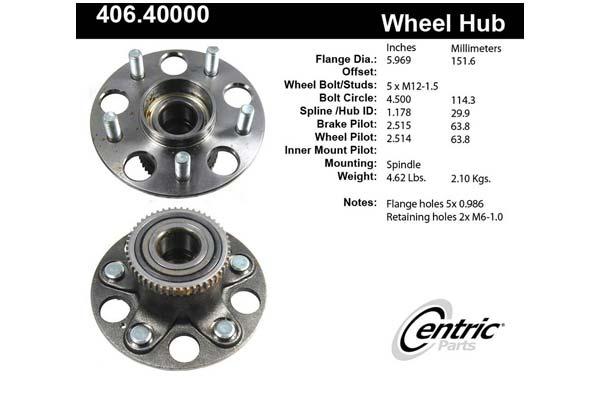 centric-CE 40640000E Fro