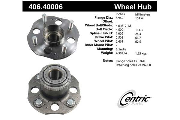 centric-CE 40640006E Fro