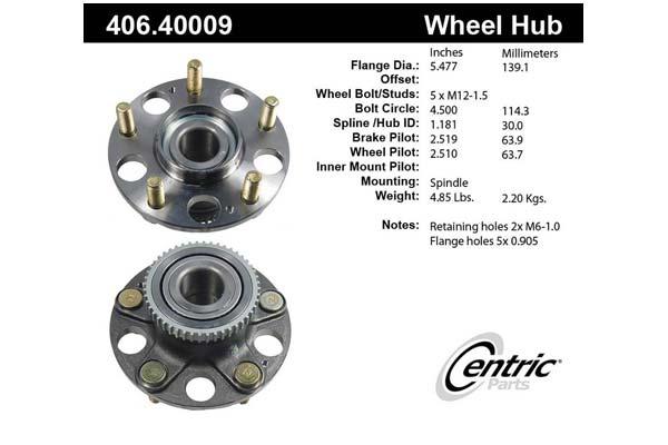 centric-CE 40640009E Fro