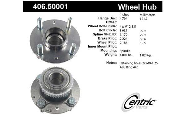 centric-CE 40650001E Fro