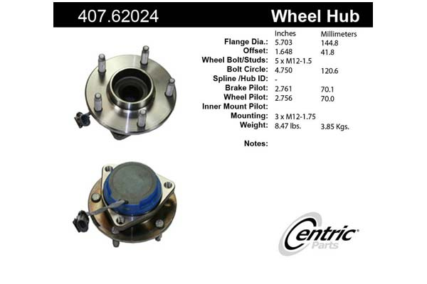 centric-CE 40762024 Fro