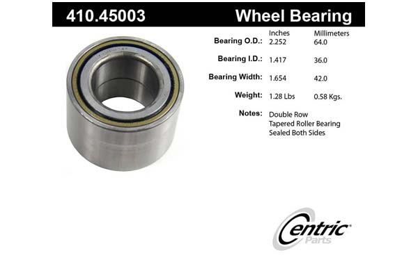 centric-CE 41045003 Fro