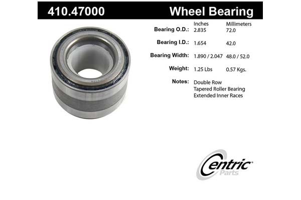 centric-CE 41047000 Fro