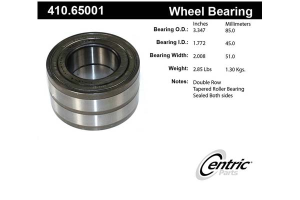 centric-CE 41065001 Fro