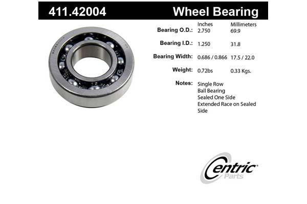 centric-CE 41142004 Fro