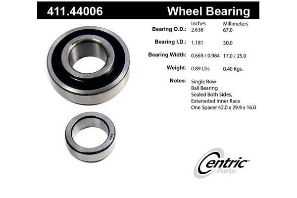 centric-CE 41144006 Fro