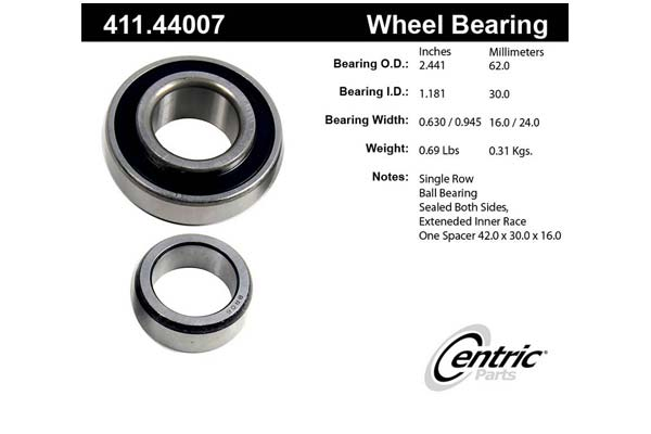 centric-CE 41144007 Fro