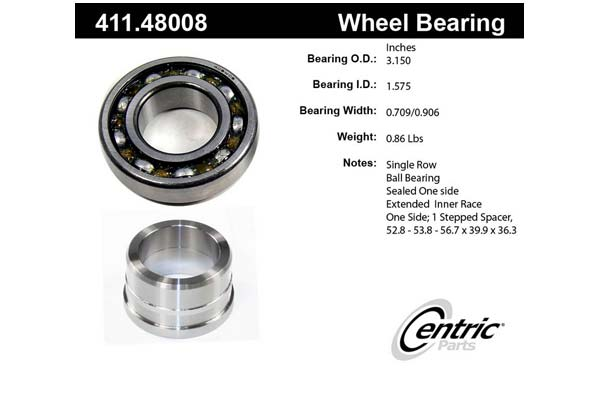 centric-CE 41148008 Fro