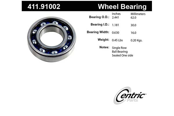 centric-CE 41191002 Fro