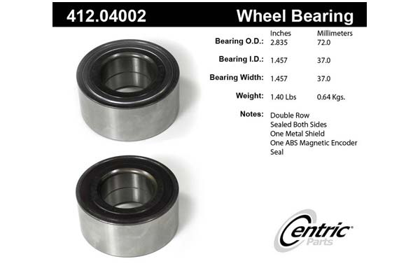 centric-CE 41204002 Fro
