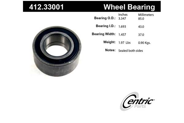 centric-CE 41233001 Fro