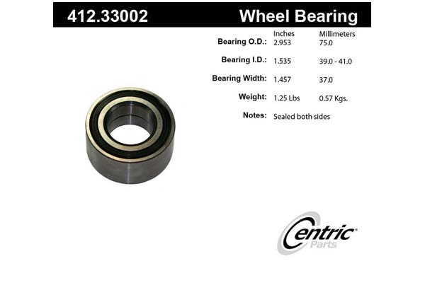 centric-CE 41233002 Fro