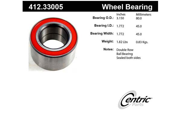 centric-CE 41233005 Fro