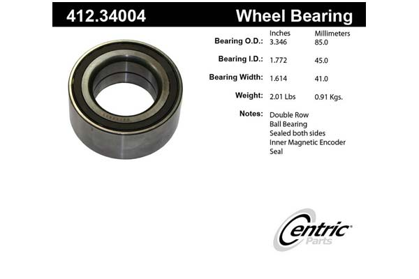 centric-CE 41234004 Fro
