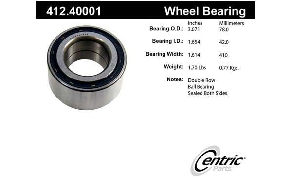 centric-CE 41240001 Fro