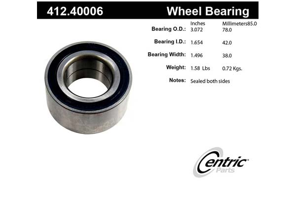 centric-CE 41240006 Fro