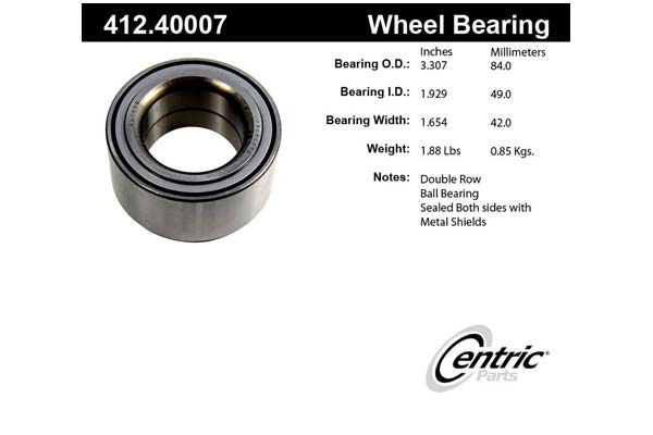 centric-CE 41240007 Fro