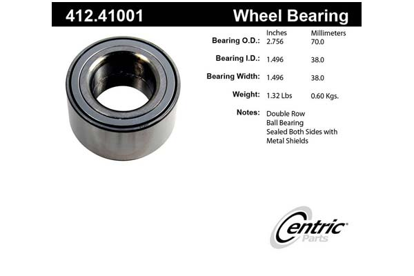 centric-CE 41241001 Fro