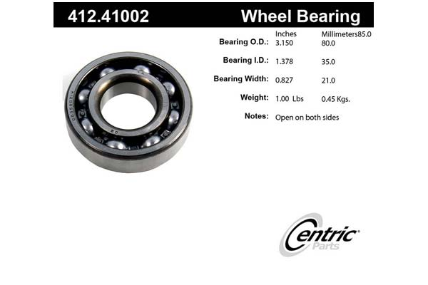 centric-CE 41241002 Fro