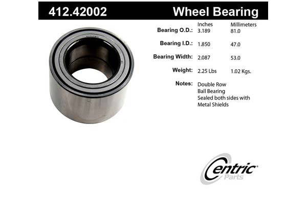 centric-CE 41242002 Fro