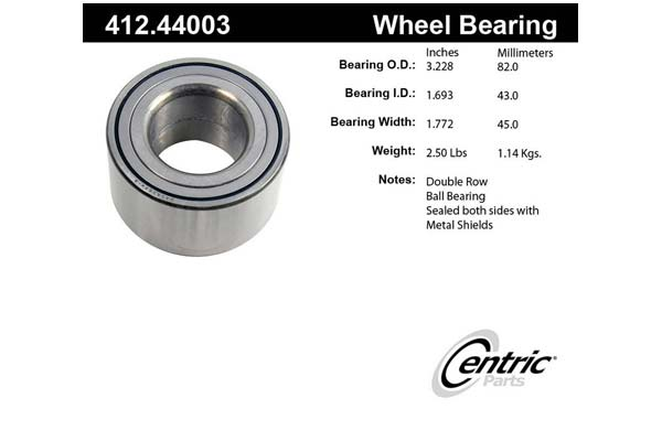 centric-CE 41244003 Fro