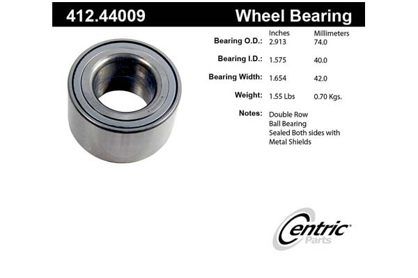 centric-CE 41244009 Fro