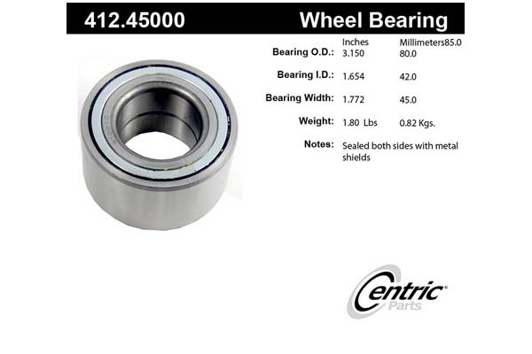 centric-CE 41245000 Fro