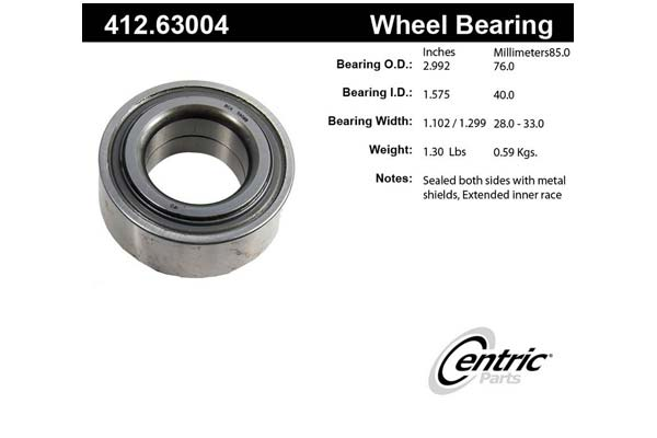 centric-CE 41263004 Fro