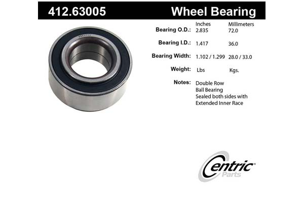 centric-CE 41263005 Fro