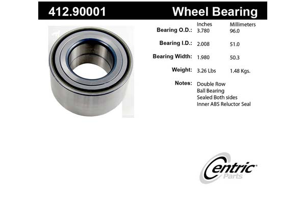 centric-CE 41290001 Fro