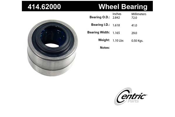 centric-CE 41462000 Fro