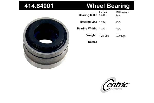 centric-CE 41464001 Fro