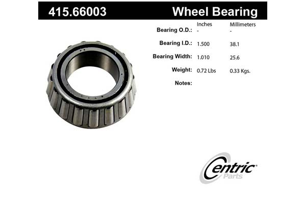 centric-CE 41566003 Fro