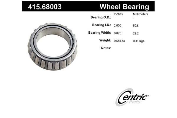 centric-CE 41568003E Fro