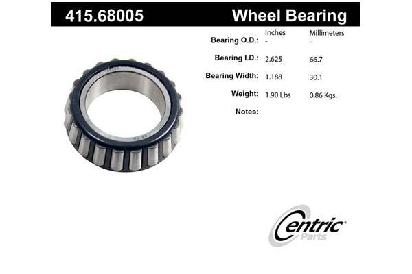 centric-CE 41568005E Fro