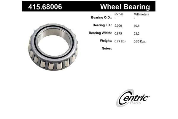 centric-CE 41568006E Fro