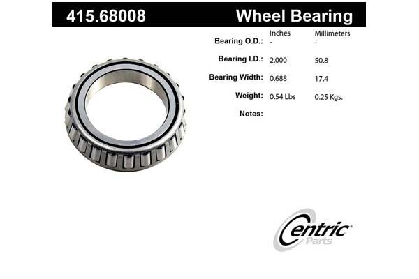 centric-CE 41568008E Fro