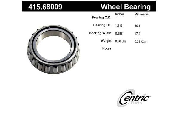 centric-CE 41568009E Fro