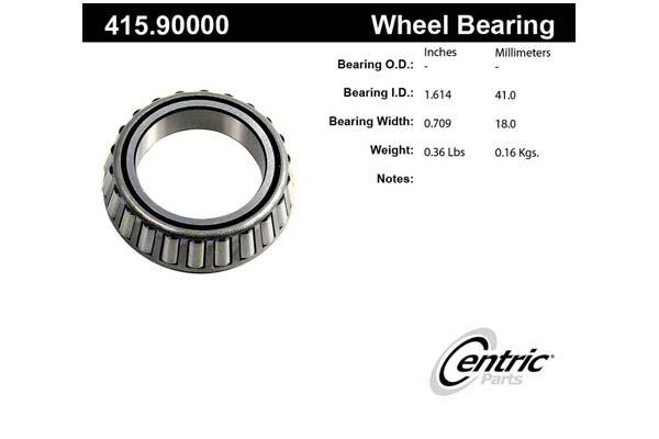 centric-CE 41590000E Fro