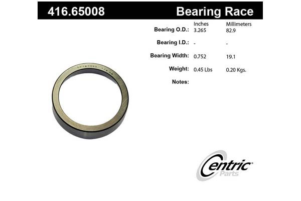 centric-CE 41665008 Fro