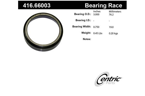centric-CE 41666003 Fro