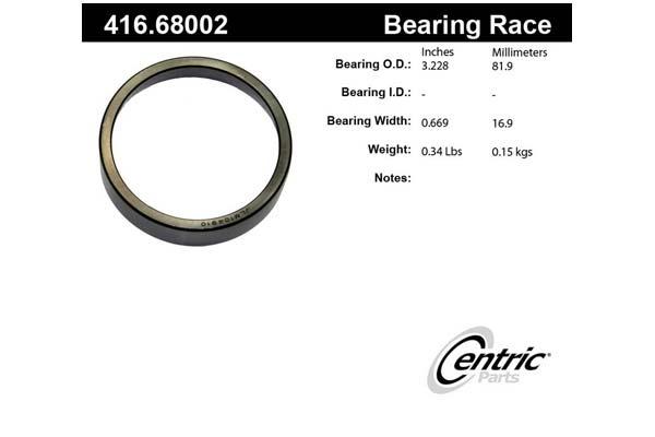 centric-CE 41668002E Fro