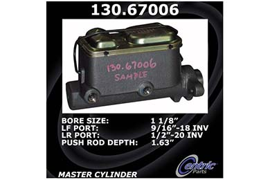 centric-CE 13167006 Fro