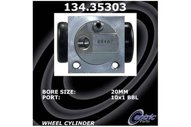 centric-CE 13435303 Fro